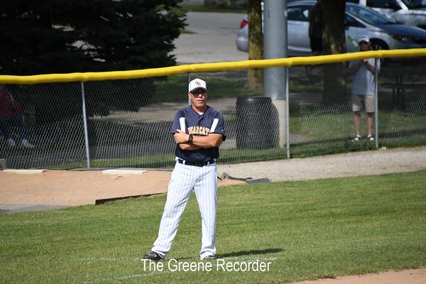 District Baseball vs West Fork