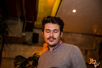 Paye ta Moustache 28/11/18 [Job x Caves]