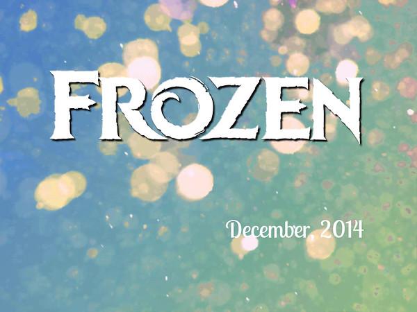 SRYT Frozen 2014
