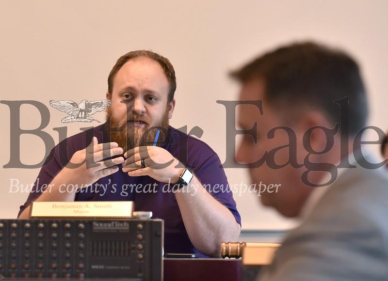 70793  Butler City  council meeting