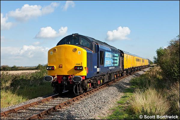 Class 37: Network Rail