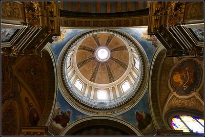 Este (Padova): Basilica Santa Maria  delle Grazie