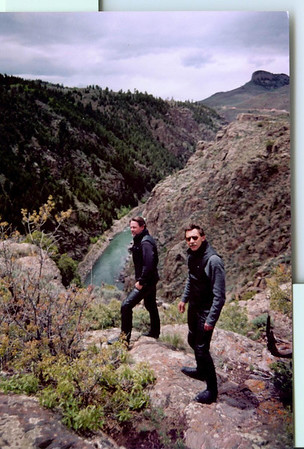 Black Hills Gunnison Canyon CO