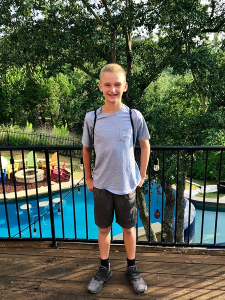 Zane | 8th grade | Canyon Ridge Middle School