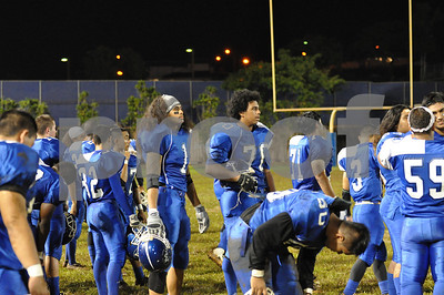 "10-09-09 Moanalua Varsity ""vs"" Kaiser HS 32-20 - Photos by Alan Kang"