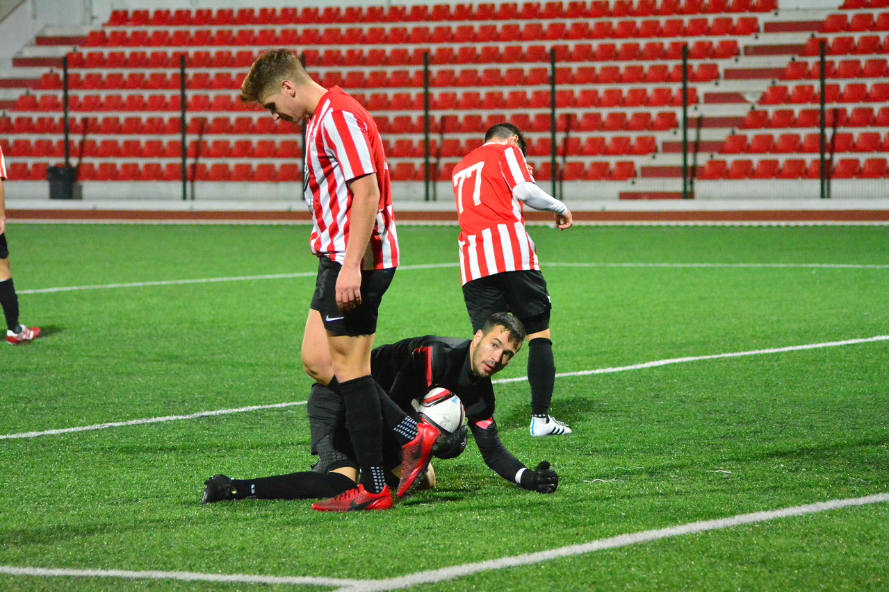Football - St Joseph 2-0 Gib Utd