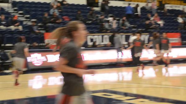 DCSAA Girls Basketball Championship St Johns 63, Georgetown Visitation 51