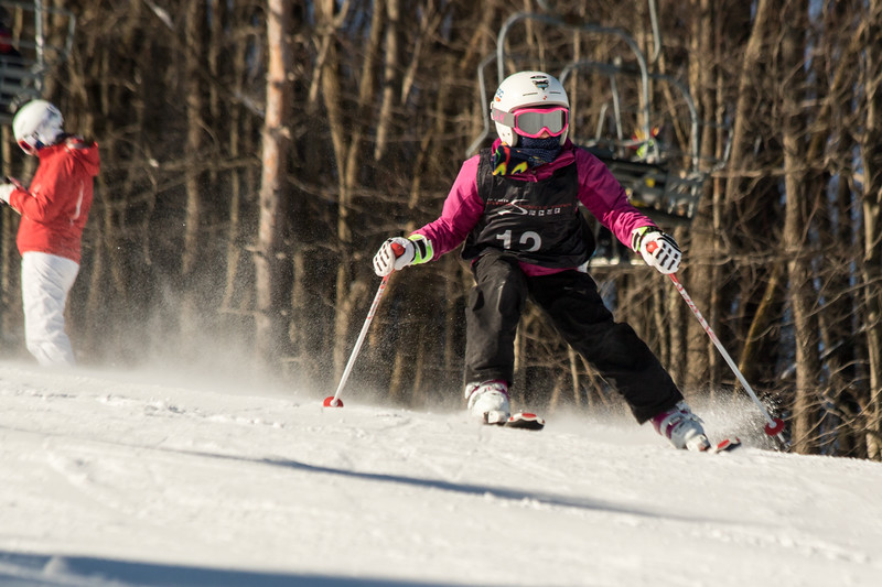 Ava Heidenreich No. 12 (WPRC) Grenier Law Group GS Race U8-U19 - Wisp Resort