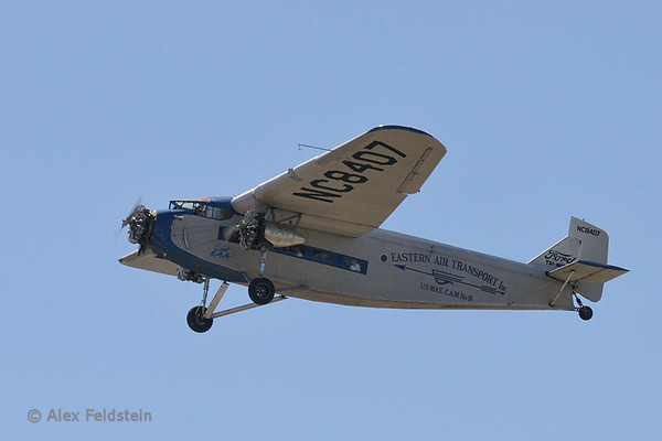 Ford Trimotor at Kendall-Tamiami