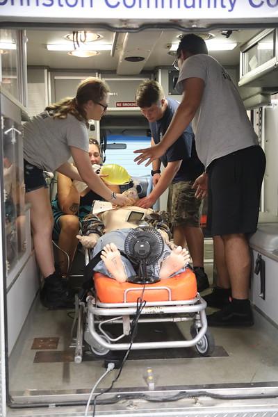 Paramedic 2018-2020
