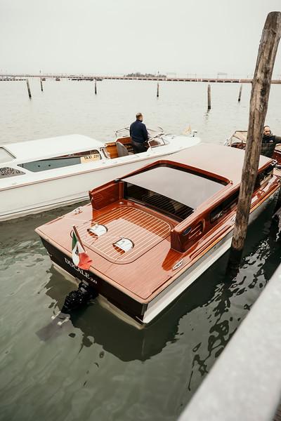 Get to Venice