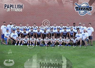 2017 Junior Titans Football
