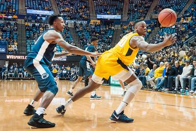 35058 WVU Men's Basketball VS Penn State