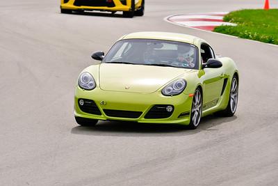 2019 SCCA TNiA May Pitt Race Green Porsche