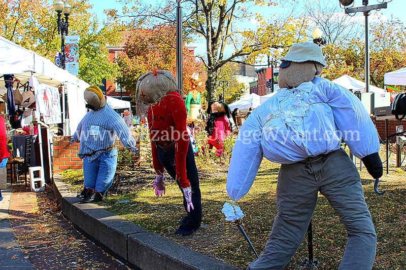 Scarecrow Festival 2013