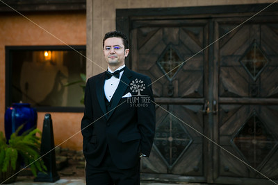 First Look & Wedding Party