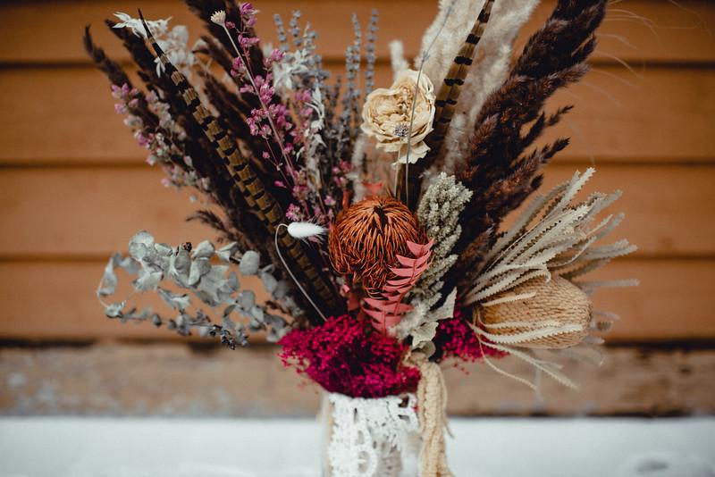 Requiem Images - Luxury Boho Winter Mountain Intimate Wedding - Seven Springs - Laurel Highlands - Blake Holly -62.jpg