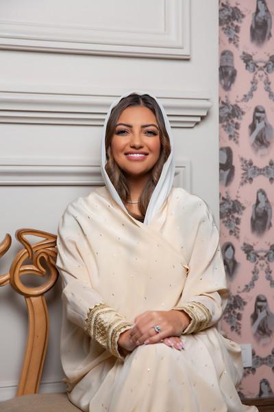 Samah Khashoggi / Portraits