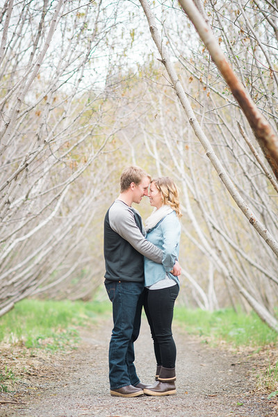 Cutter & Madalyn | Engagement