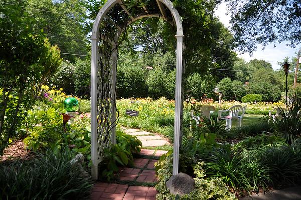Billinda Daylilies Garden Party