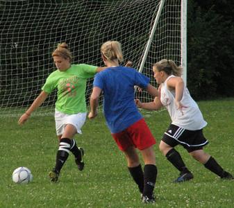 Alumni game August 2, 2009