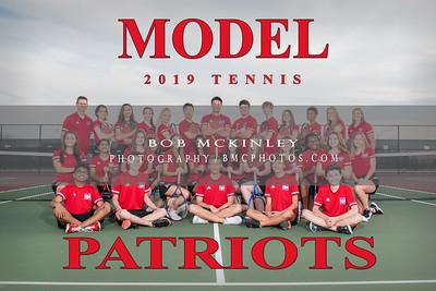 2019 Model Tennis