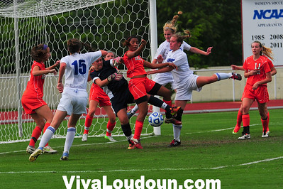 Girls Soccer: Briar Woods vs Salem State Semi-Final (6-8-2013 by Jeff Vennitti)