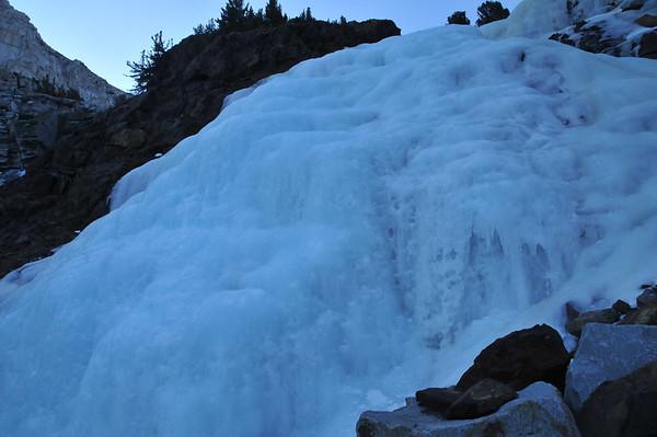 Ellery Falls January 7, 2012
