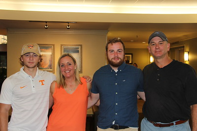 Parent Weekend at  University of Tennessee at Knoxville 9/2018