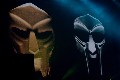2010.03.05 : MF DOOM live at the Roundhouse