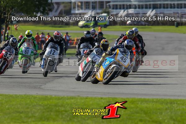 F-ERA SUPERBIKE & UP TO 500cc GP AINTREE RD 5 SEPT 2016