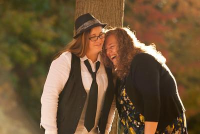 Scottie and Courtney