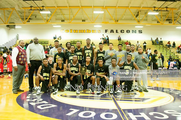 Golden Triangle Conference Championship