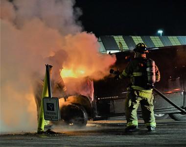 Vehicle Fires - Marketplace Drive Henrietta, NY - 2/26/21