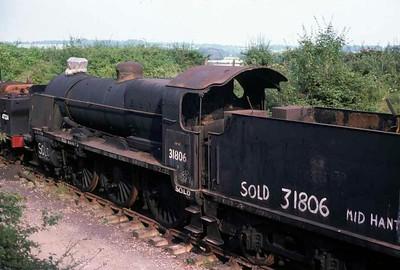 Mid Hants Railway, 1988
