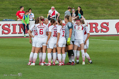 UW Sports - Women's Soccer - August 21, 2015