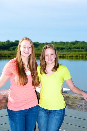 2012-08-18 Sarah and Nikki