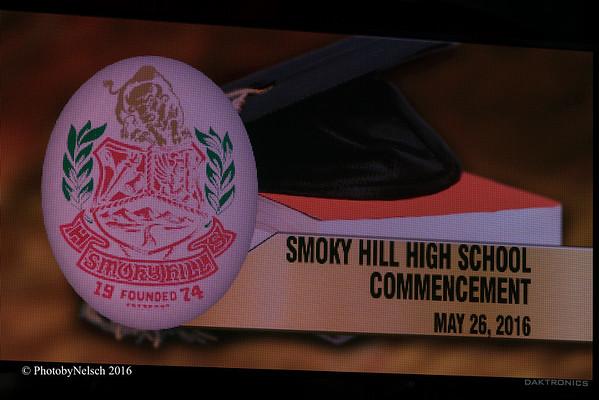 SHHS 2016 Graduation