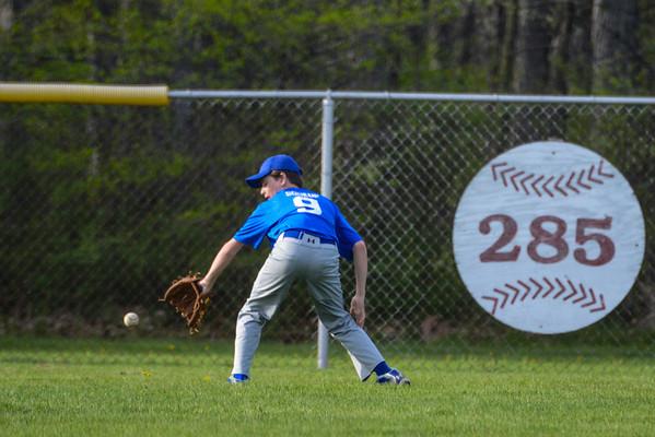 20130502 Defiance Baseball