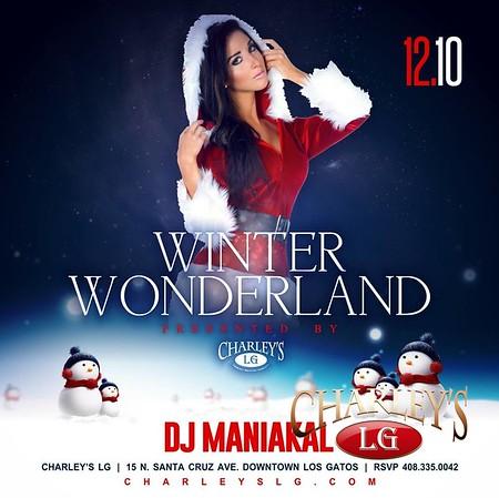 2016-12-10 Winter Wonderland with DJ Maniakal