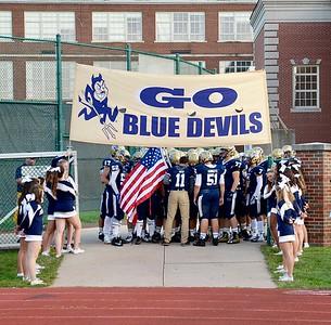 2018 Blue Devils Varsity