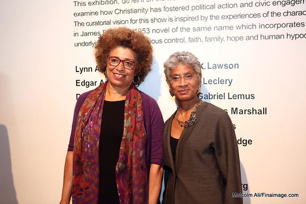 Angela Davis Speaks. Urban Issues Breakfast Forum 4-19-2013