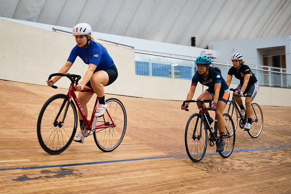 Women's Try the Track