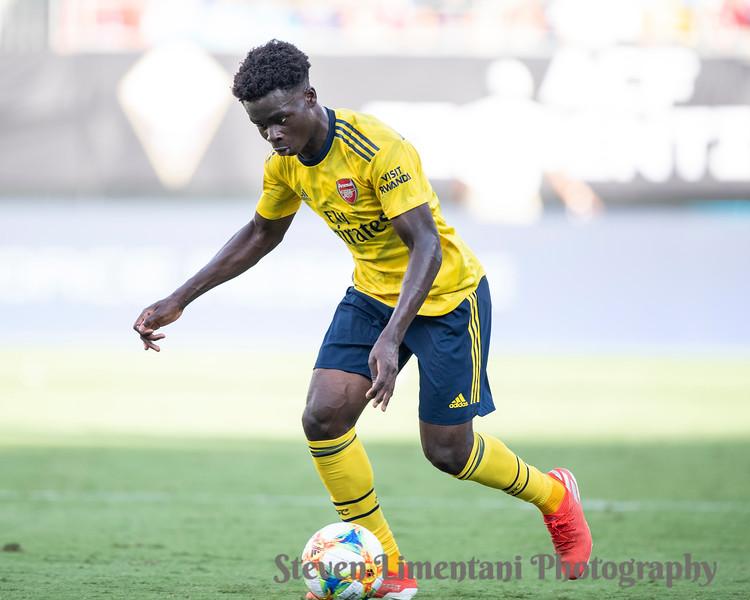James Olayinka #52