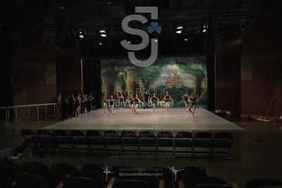 Snow White Dress Rehearsal