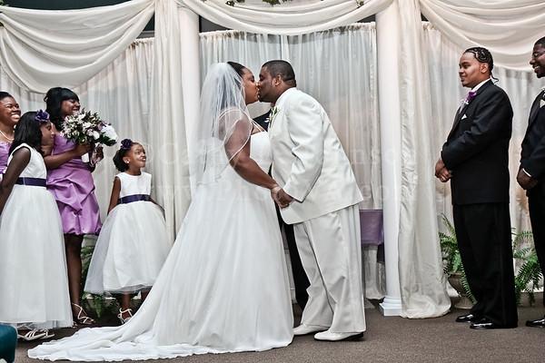 Latesha + Darius: Newport News Wedding Photography