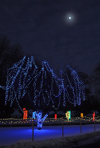 Kiwanis Holiday Lights 12-22-13
