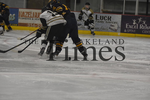 Boys Hockey vs Negaunee 12/15/18