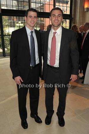 Sean Keckesien, Kevin Keckesien   photo  by Rob Rich © 2014 robwayne1@aol.com 516-676-3939