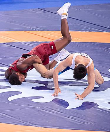 2018 Sr World Championship, Budapest